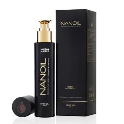 NANOIL Hair Oil – Versatile Treatment