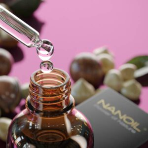Nanoil macadamia oil